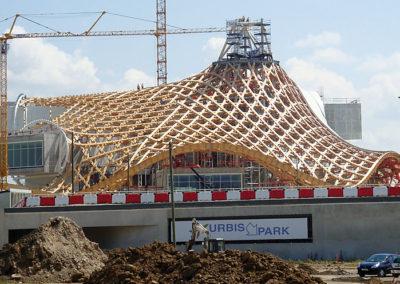 Centre Georges Pompidou, Metz, Frankreich