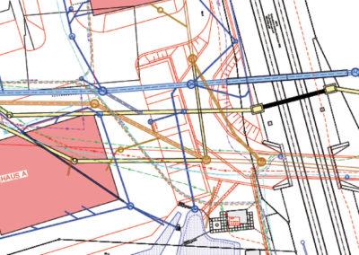 Kanalisationen & Werkleitungen Messenriet , Frauenfeld