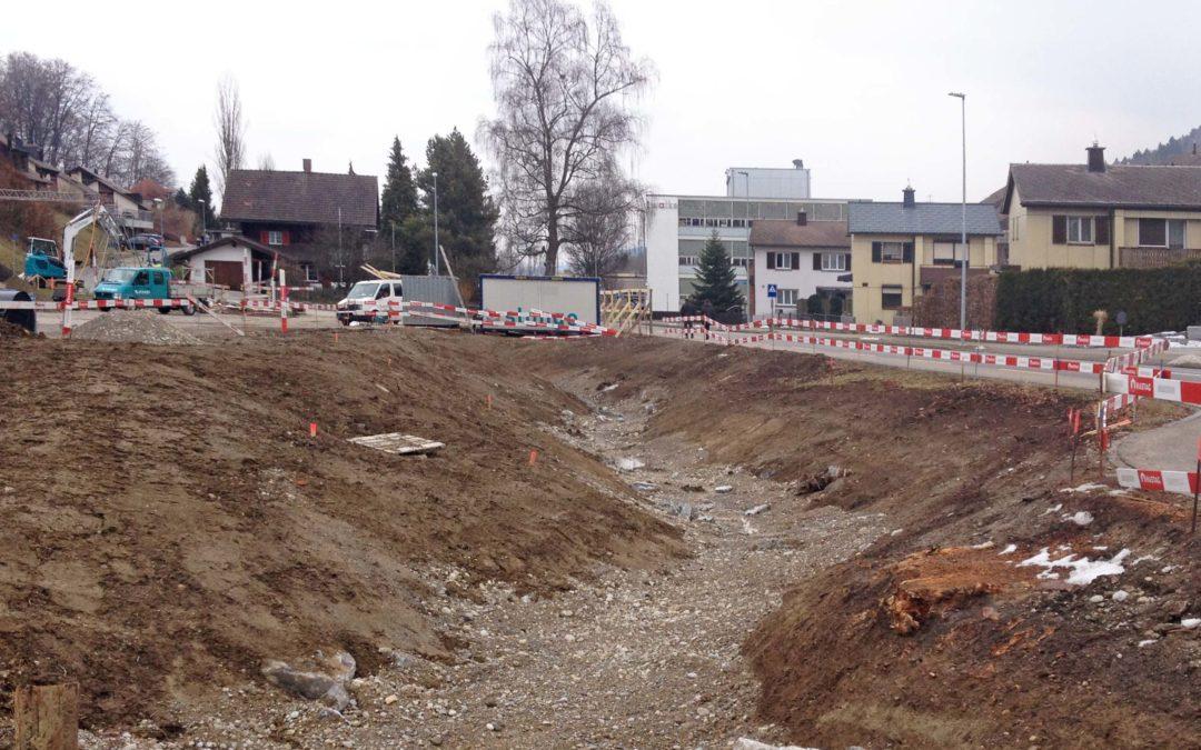 Neubau Tanneck in Herisau