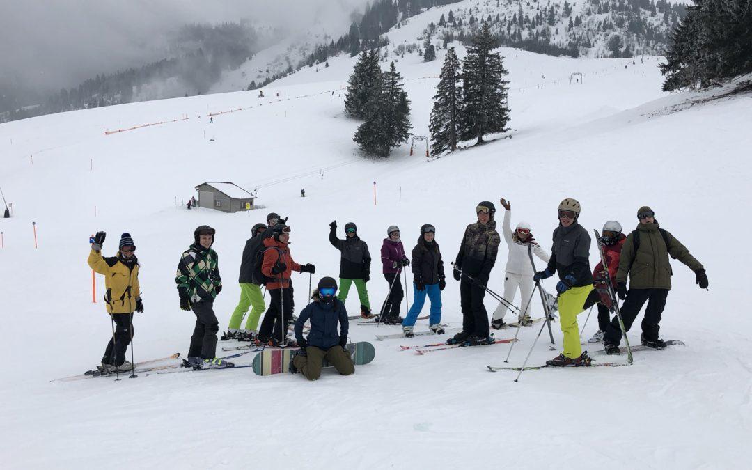 Schneesporttag 2018