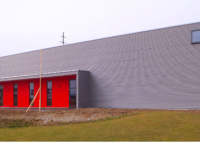 Turnfabrik, Frauenfeld