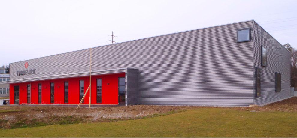 Turnfabrik, Frauenfeld TG