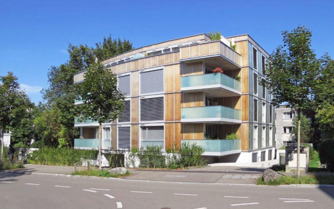 MFH In der Ey, Zürich