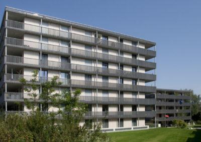Neubau Überbauung Leonhard-Ragaz-Weg, Zürich