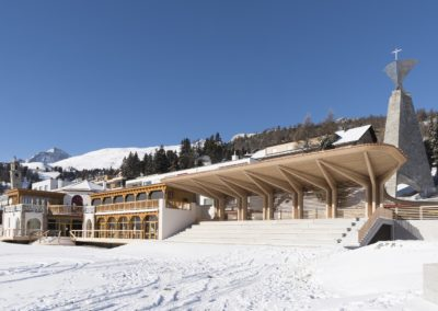 Pavillon Kulm St. Moritz