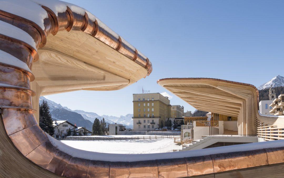 Pavillon Kulm, St. Moritz