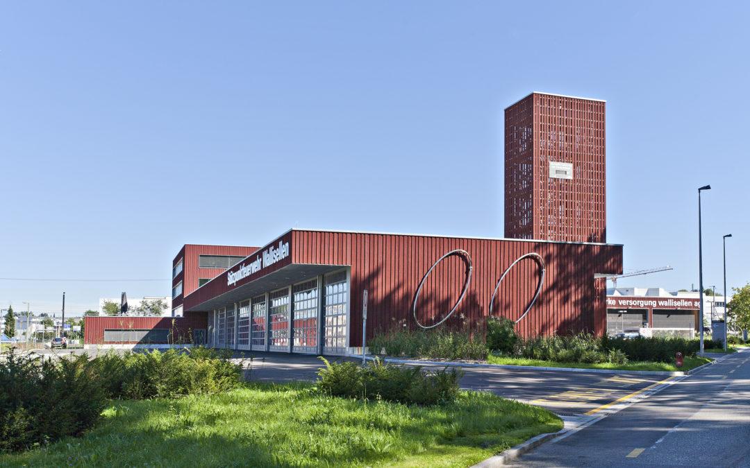 Werk- & Feuerwehrgebäude, Wallisellen