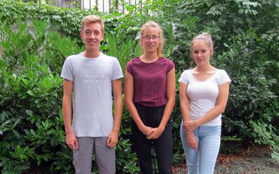 Neue Lernende bei SJB – Willkommen im Team!