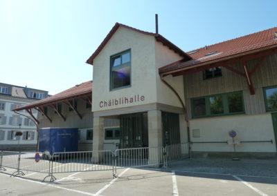 Chälblihalle, Herisau