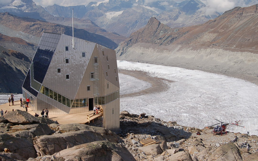 Monte Rosa-Hütte