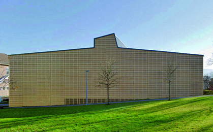 Sports hall recruitment centre, Rüti ZH