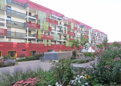 MFH Giesserei Winterthur