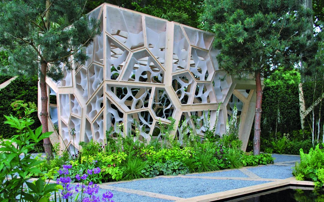 The Times Eureka Pavilion Chelsea Flower Show, UK