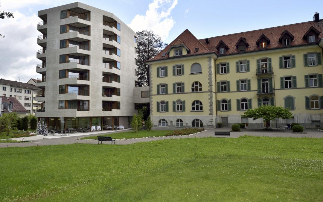 Altersresidenz Singenberg, St. Gallen