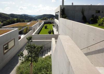 Wohnüberbauung Kammelenberg Ost II, St. Gallen