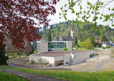 Schwimm- und Therapiebad Kneipphof, Dussnang