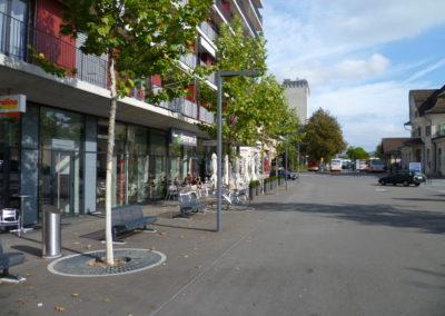 Stadtbühlstrasse / Bahnhofstrasse, Gossau