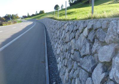 Kantonsstrasse Schnädt