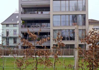 ÜBB Stadtvillen, Frauenfeld