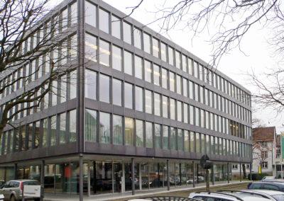 Verwaltungsgebäude Promenade, Frauenfeld