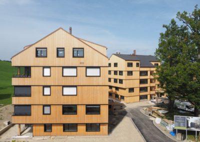 Wohnüberbauung Vögelinsegg, Speicher