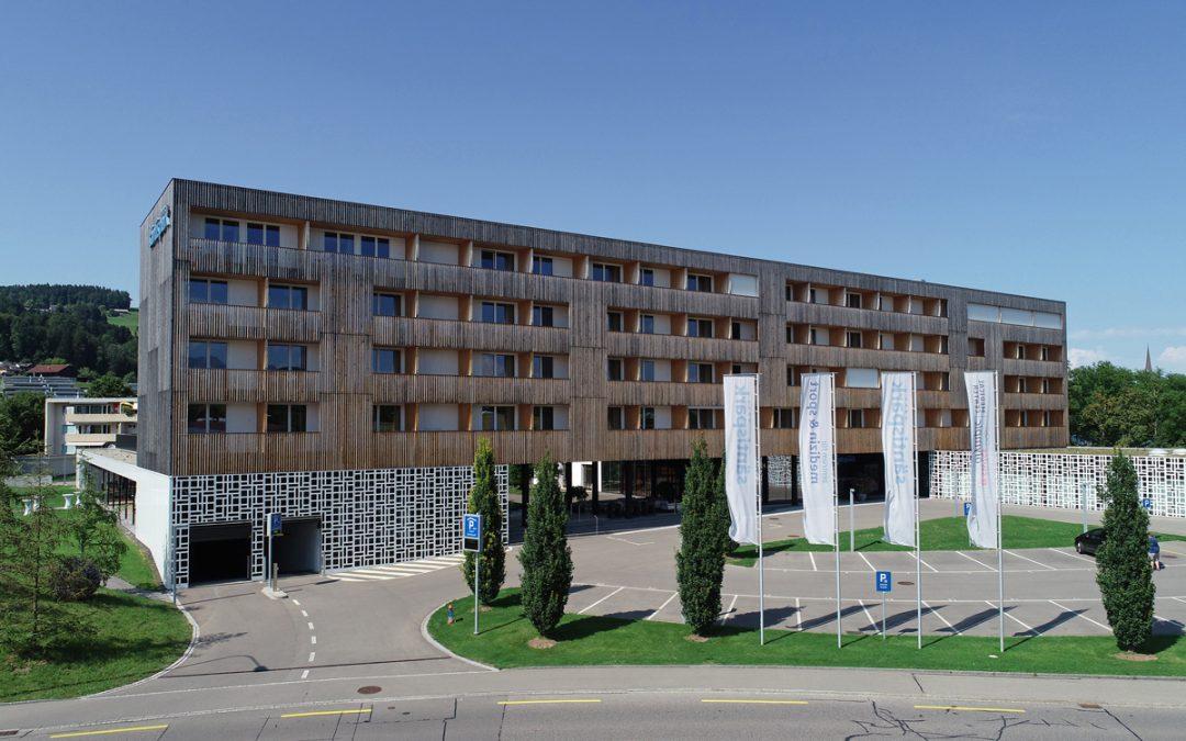 Hotel Säntispark, Abtwil
