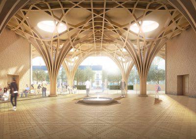 Cambridge Mosque UK