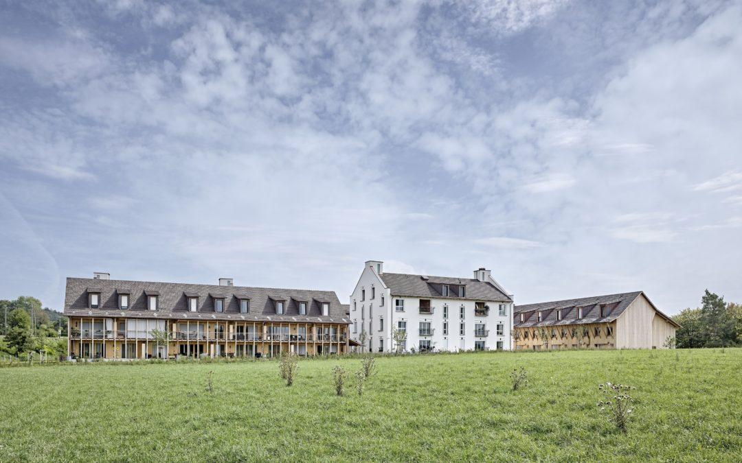 Wohnsiedlung Orenberg, Ossingen