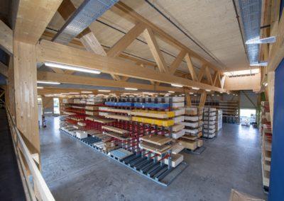 Logistikzentrum Kuratle & Jaecker, Märstetten