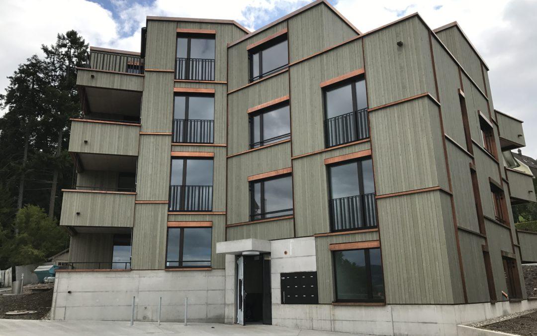 Wohnüberbauung Strickler Areal, Horgen