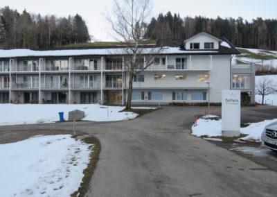 Alters- und Pflegeheim Hofwis, Mosnang