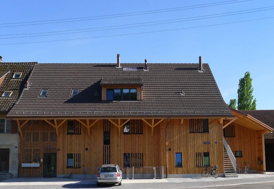 MFH Leimbacher, Winterthur / Stadel