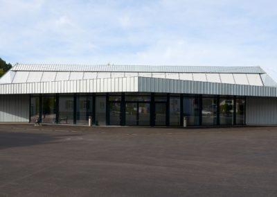 Mehrzweckhalle, Bubendorf