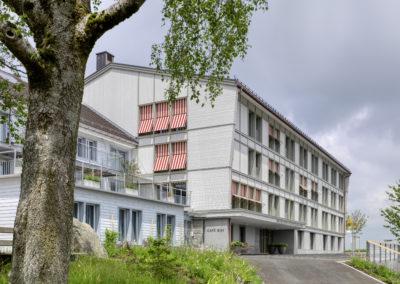 Erweiterung Altersheim Risi, Schwellbrunn