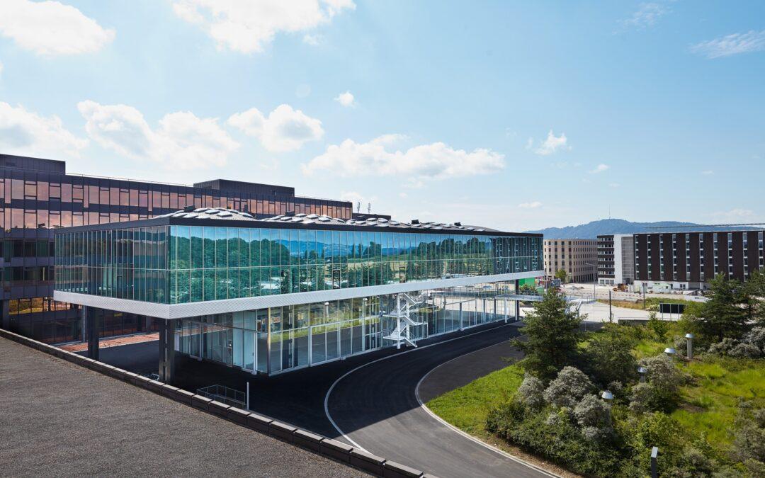 ETH Zurich New-Build ITA-Roof, Zurich