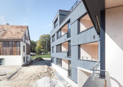 MFH Schneebeliweg, Zürich