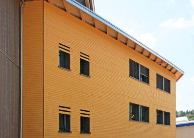 Gewerbehalle Meier + Kägi