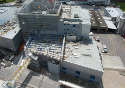 Industriehalle G21/G33 Hochdorf, Sulgen