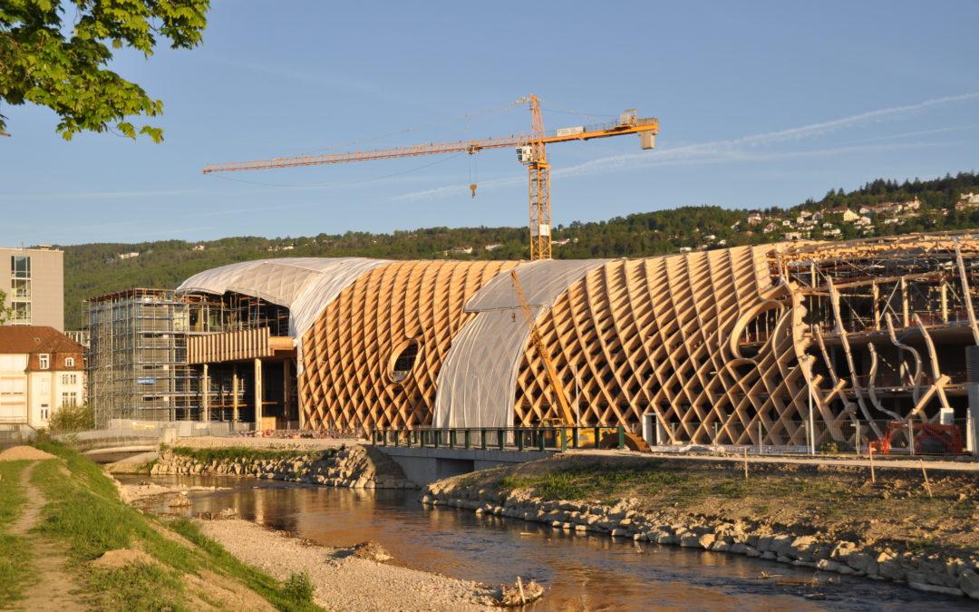 Swatch eröffnet neuen Hauptsitz in Biel