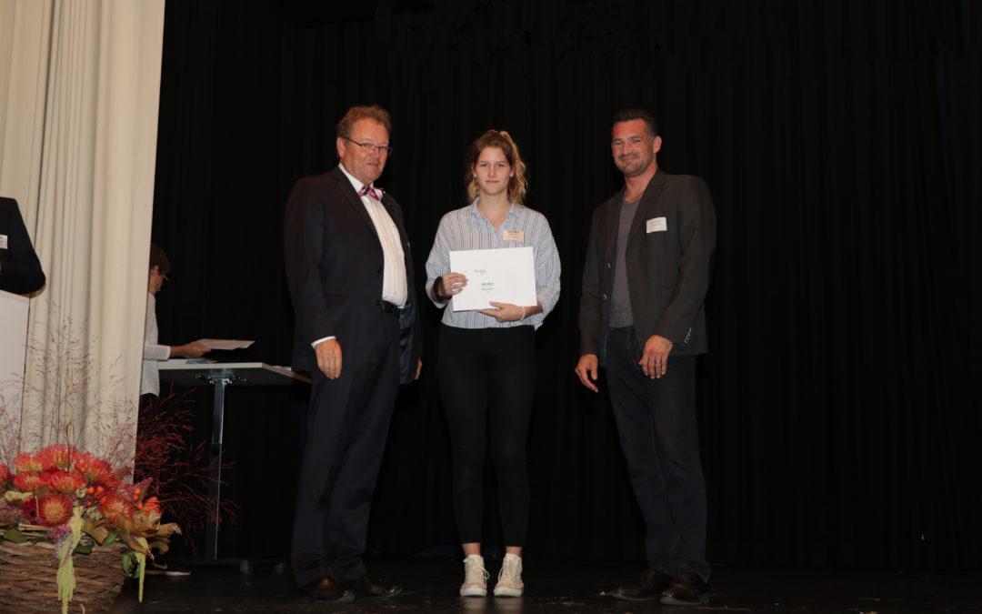 Ostschweizer Ausbildungspreis 2019