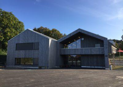 Neubau und Erweiterung Doppelkindergarten, Ebertswil