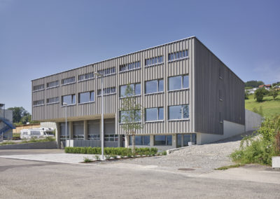 Bauamt- Feuerwehrgebäude, Beinwil am See