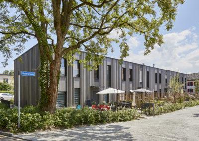 Townhouses Spitzweg, Winterthur