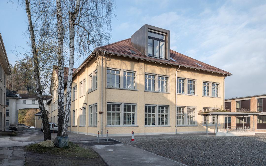 Walzmühle Zentralbau, Frauenfeld