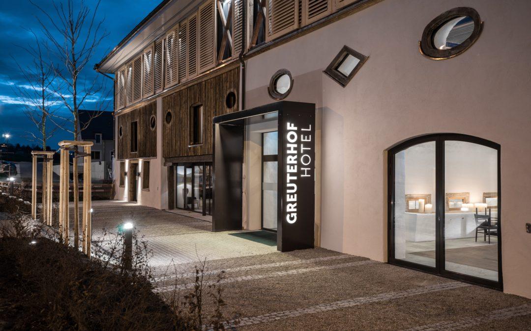 Hotel Greuterhof, Islikon