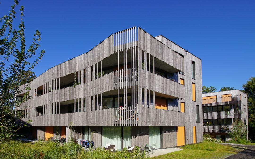 Überbauung Schlösslipark, St. Gallen