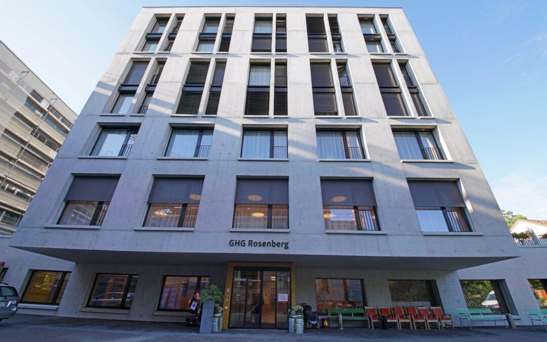 Neubau Marthaheim, St. Gallen