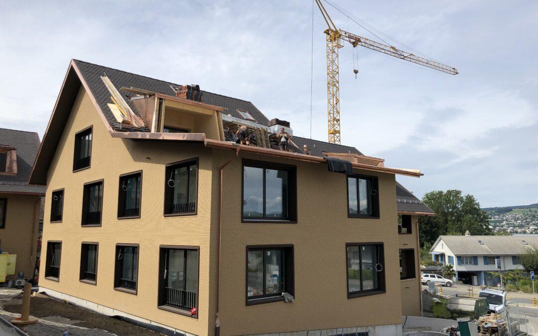 Neue Wohnsiedlung für Senioren und Familien