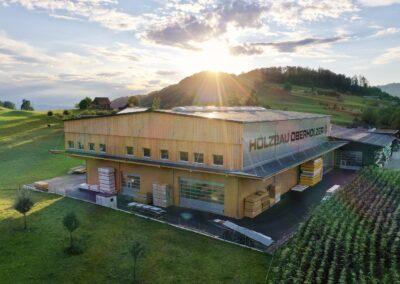 Neubau Produktionshalle III, Eschenbach