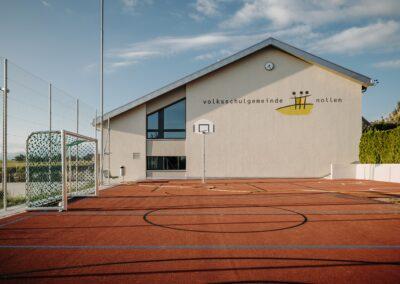 Schulhaus Buchzelg, Neukirch an der Thur